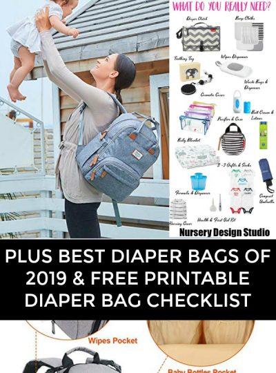 diaper bag organization hacks