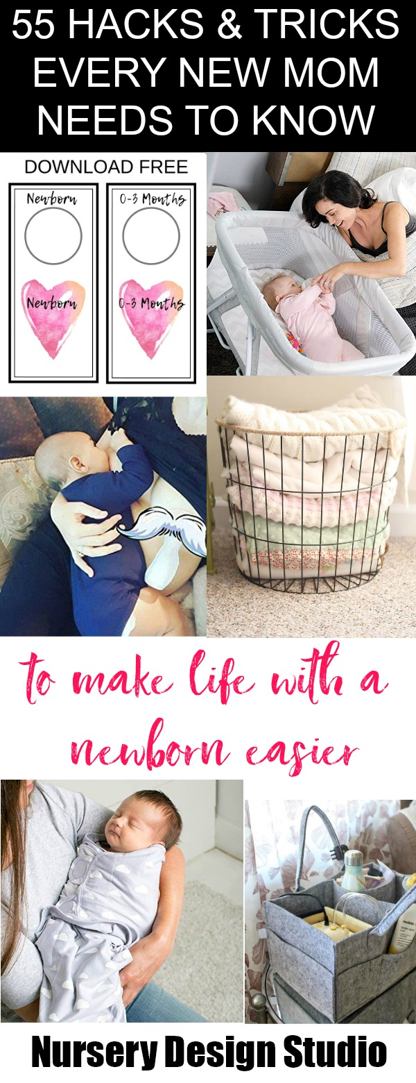 HACKS AND TRICKS NEW MOMS NEED TO KNOW