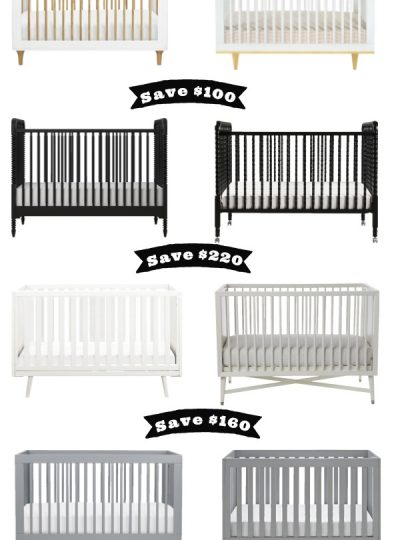 BABY CRIBS TO FIT YOUR BUDGET