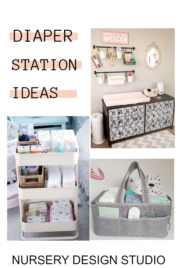 DIAPERING STATION