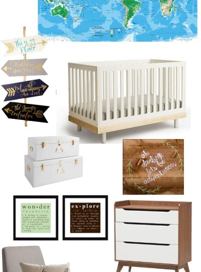 globe trotter travel nursery