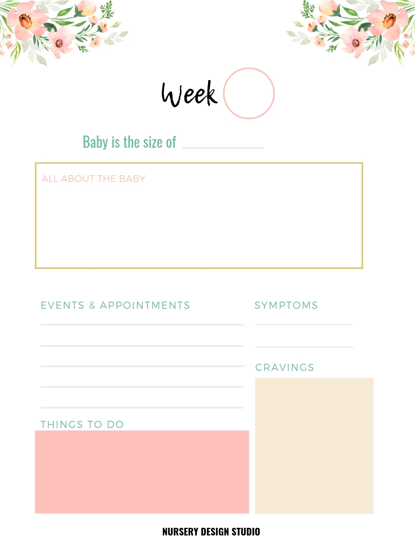 photograph regarding Free Printable Pregnancy Journal titled Dwelling BINDER AND Being pregnant PLANNER + Absolutely free PRINTABLES