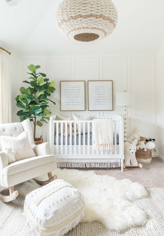 2020 NURSERY DESIGN TRENDS KICKING OFF THE NEW DECADE OF BABY ROOMS | Nursery Design Studio