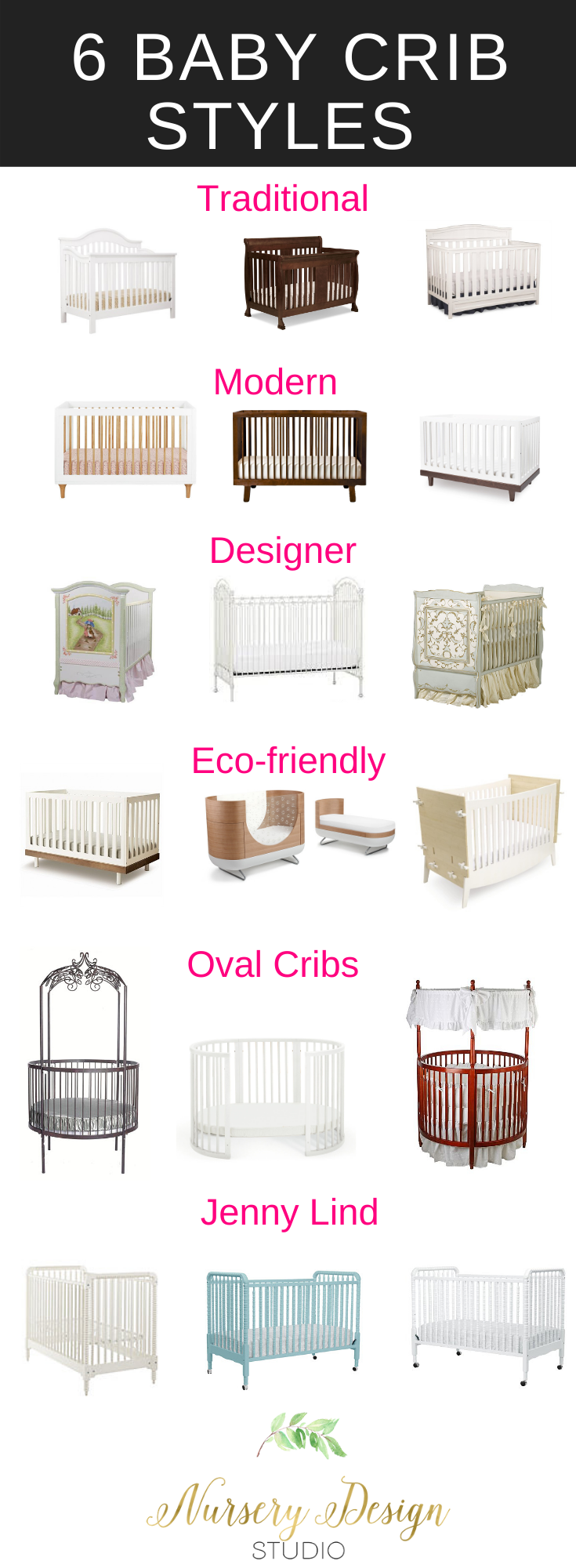 How To Save On Nursery Furniture Nursery Design Studio