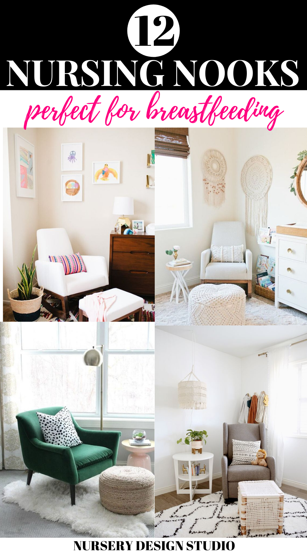 NURSING NOOK IDEAS FOR PERFECT FOR BREASTFEEDING