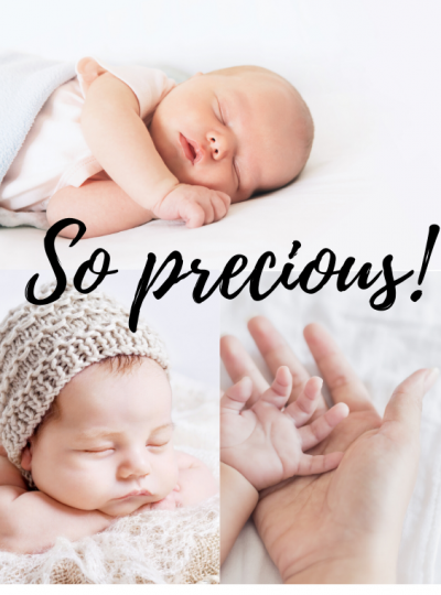 tips to take newborn photos at home