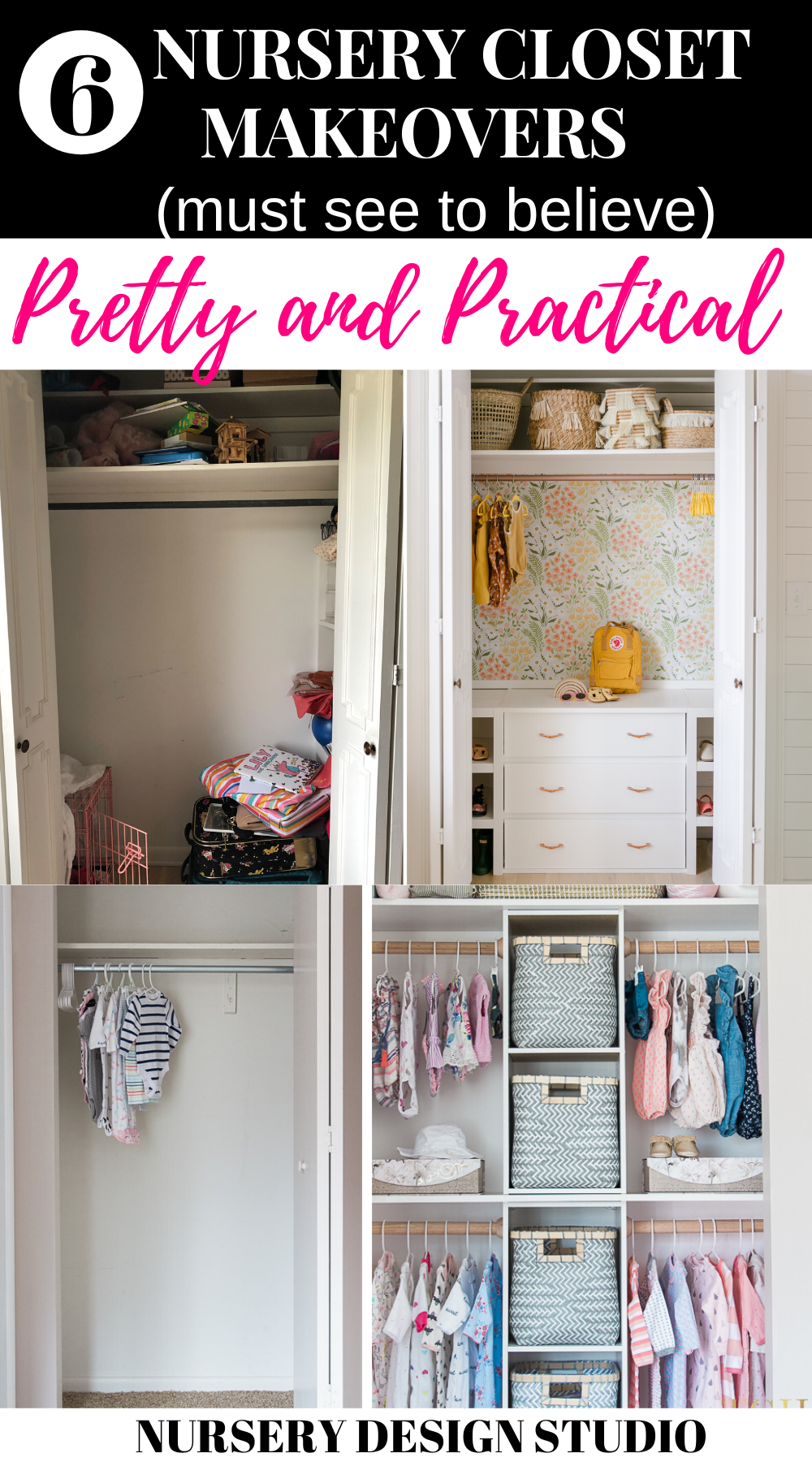 nursery organization tips