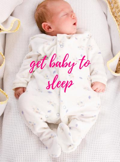 NEWBORN BABY SLEEP TIPS