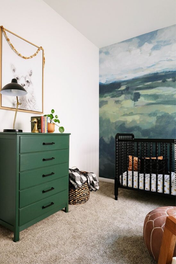 11 Stunning Nursery Accent Wall Ideas That You Ll Want To
