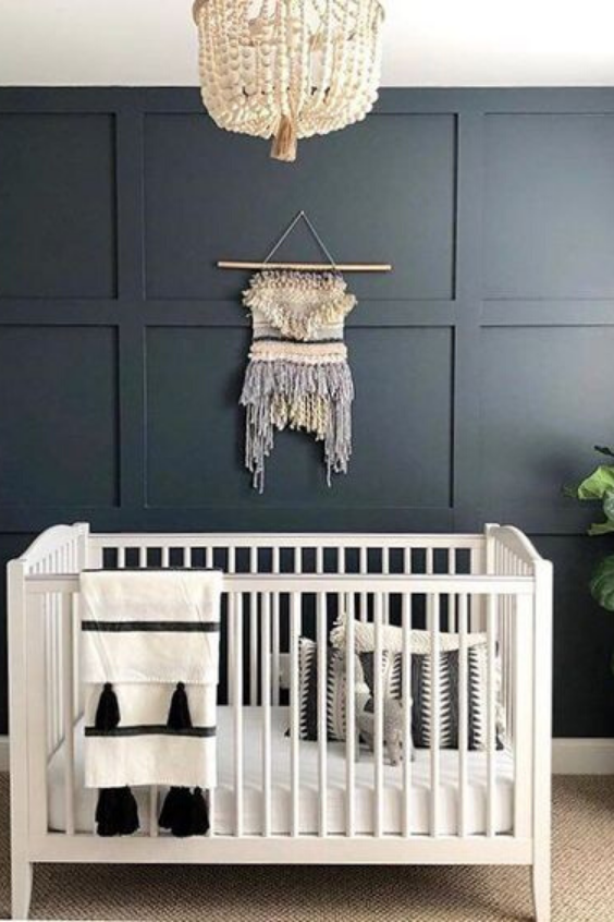 11 STUNNING NURSERY ACCENT WALL IDEAS THAT YOU