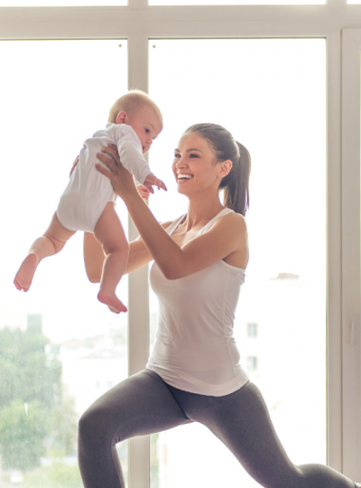 WHAT TO DO WITH BABY ALL DAY