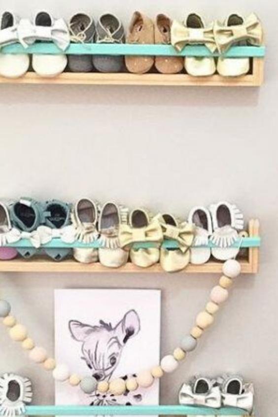 8 Kids Shoe Storage Ideas Nursery