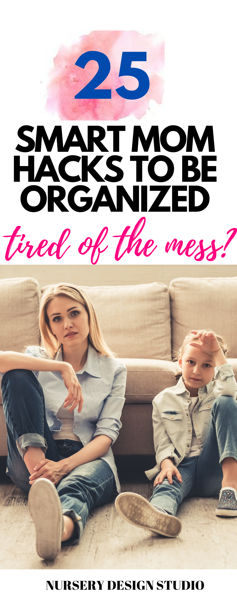 HACKS TO BE ORGANIZED AT HOME