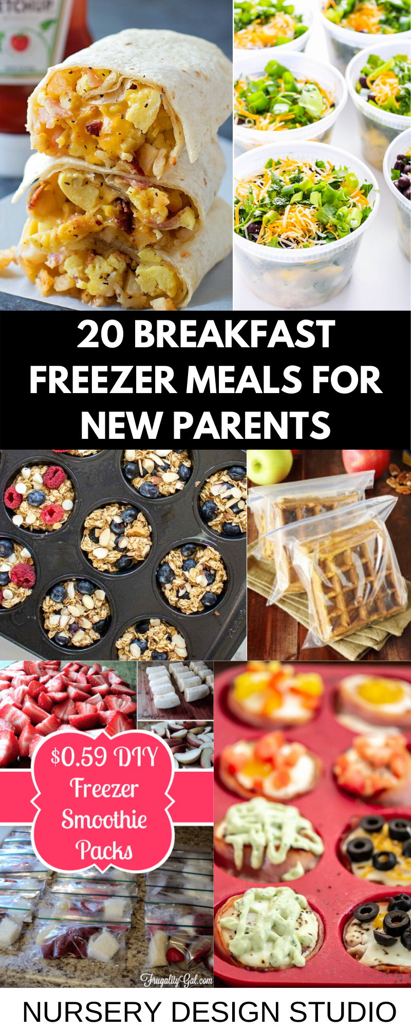 EAST FREEZER MEALS BEFORE BABY COMES