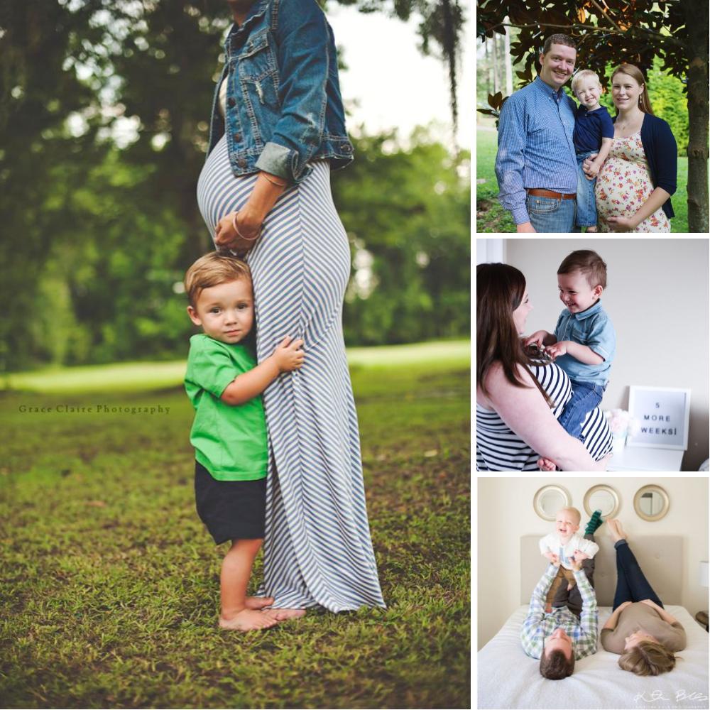 maternity photo ideas at home
