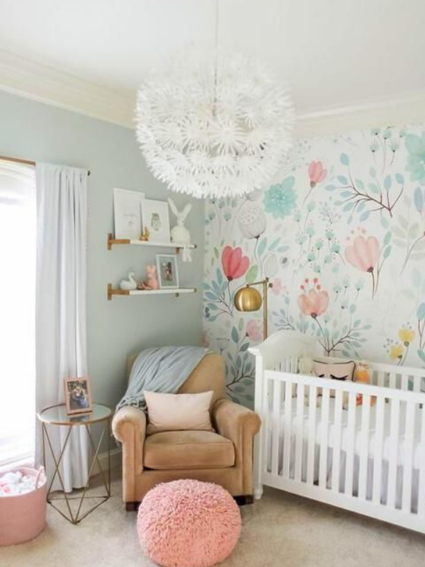MAKE NURSERY UNIQUE AND FUN