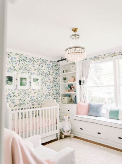 unique and fun nursery