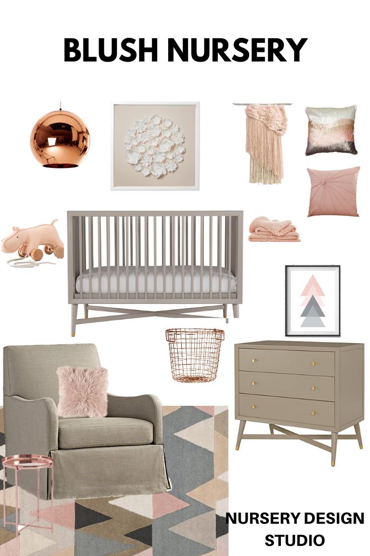 blush nursery