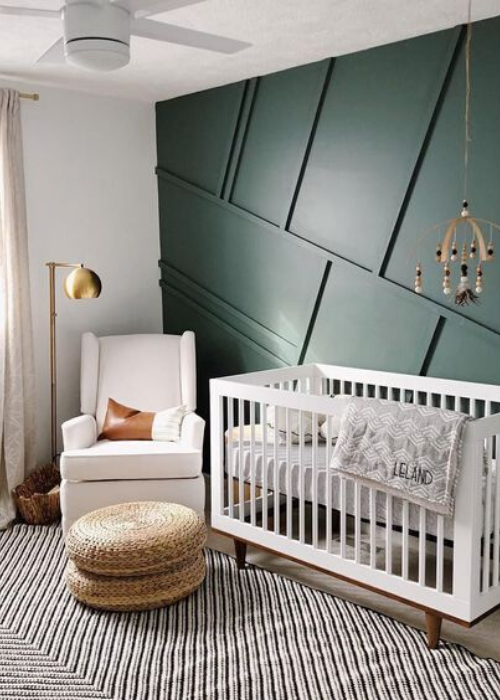 GREEN NURSERY IDEAS