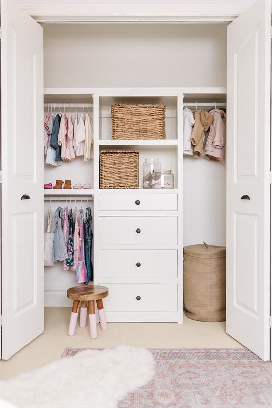 baby closet ideas
