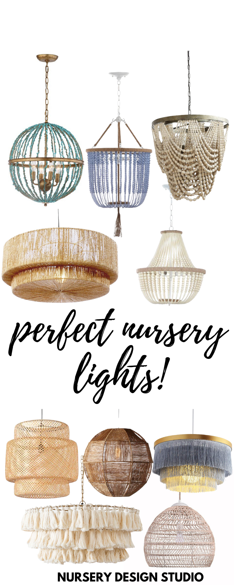 PERFECT NURSERY LIGHT