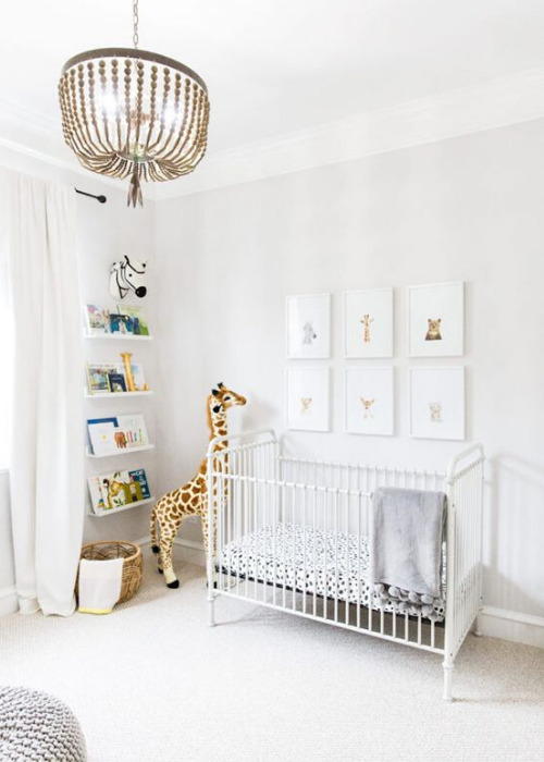 colors for baby nursery