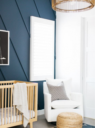BEST COLORS FOR BABY NURSERY