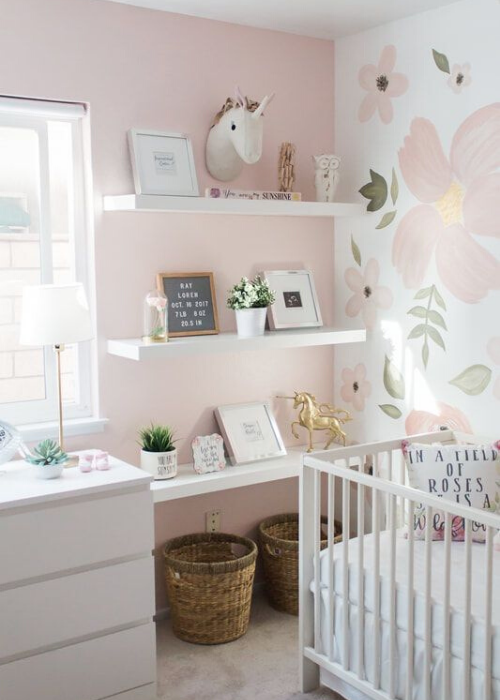 COLORS FOR BABY's ROOM
