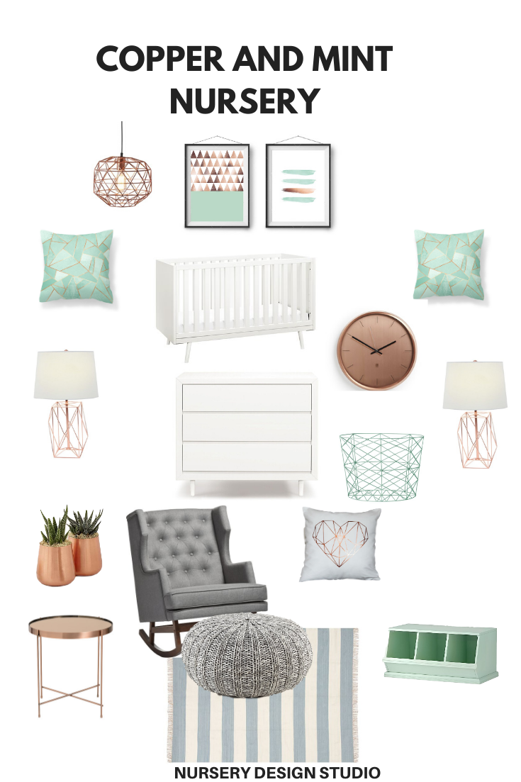 COPPER AND MINT NURSERY