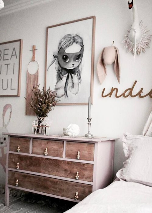 decorative accessories for kids rooms