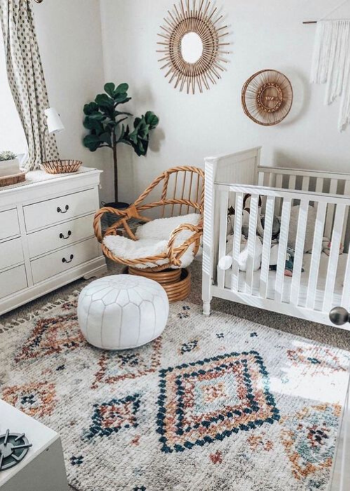 designing a gender neutral nursery