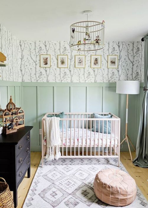 design a gender neutral nursery