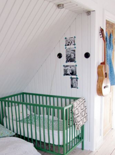 how to paint a crib