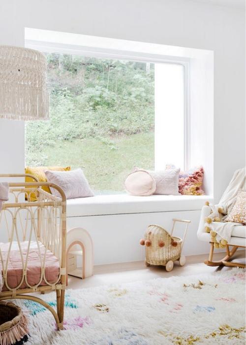 make nursery look luxurious 1