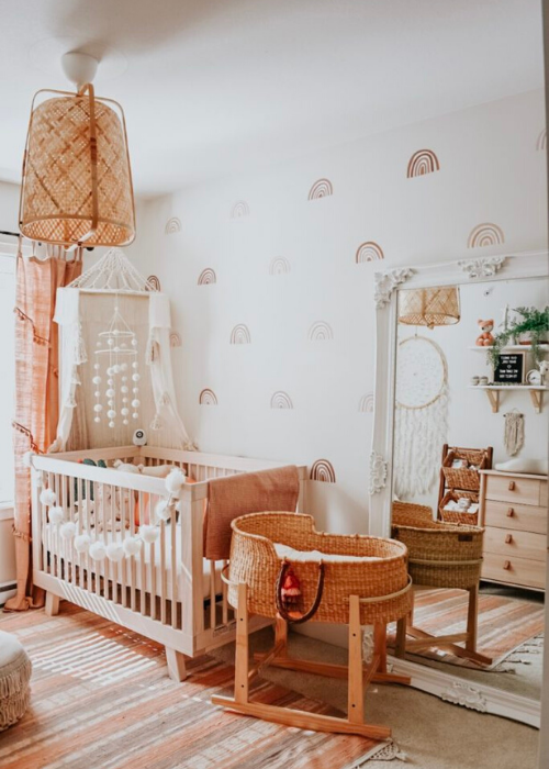 nursery lighting ideas
