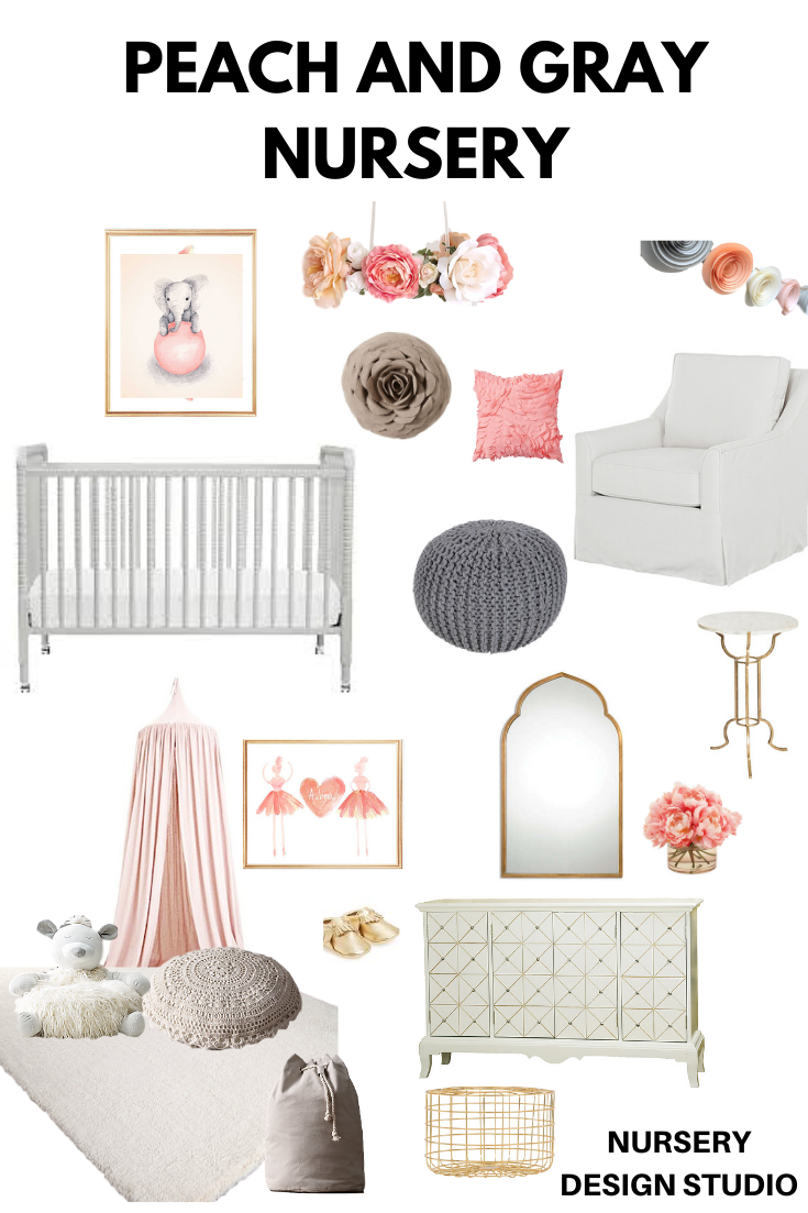 PEACH AND GRAY NURSERY