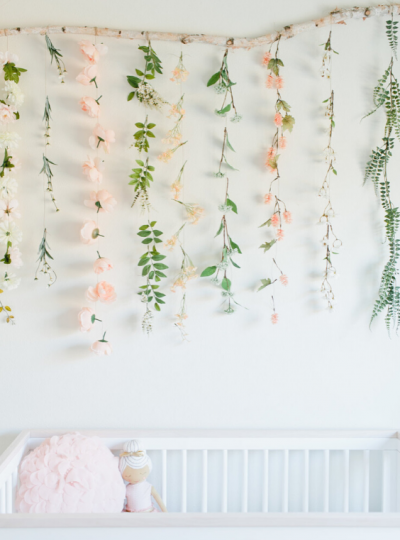 diy nursery decor ideas