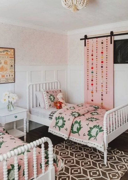 shared girls rooms