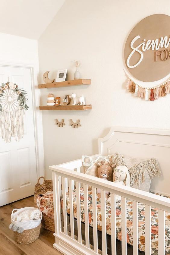 boho nursery designs