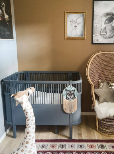 how to decorate the nursery