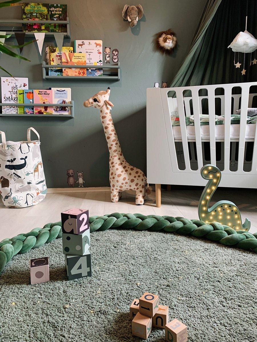 plan a nursery