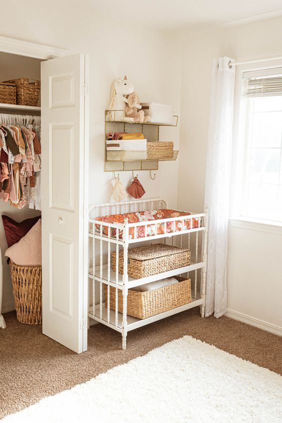 what do you need for the nursery
