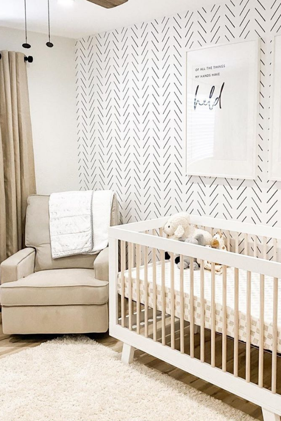 simple nursery ideas