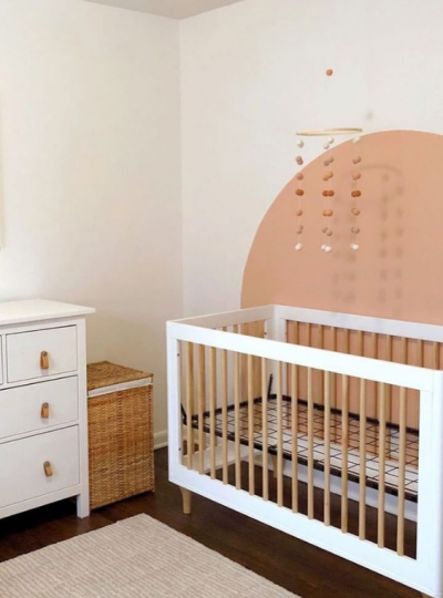 things to make the nursery bigger