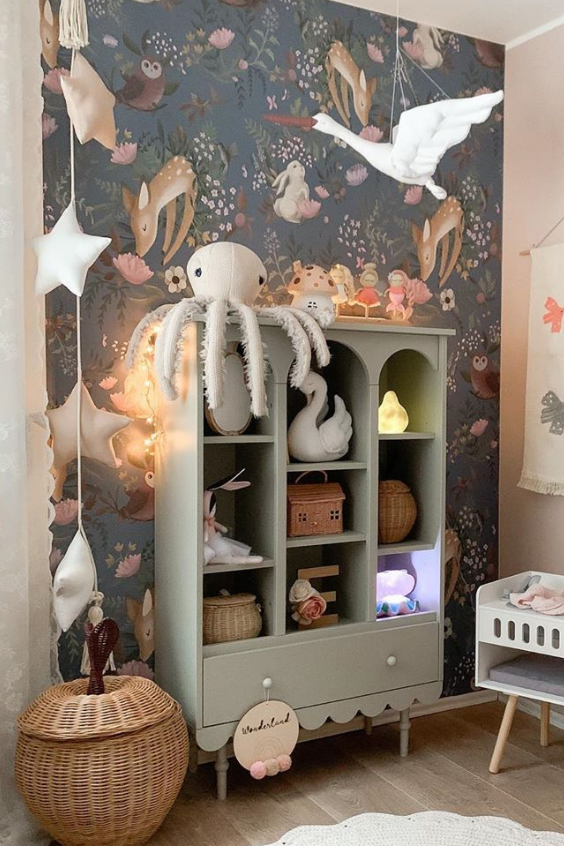 MAGICAL NURSERY IDEAS