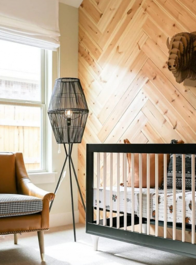 nursery wall ideas
