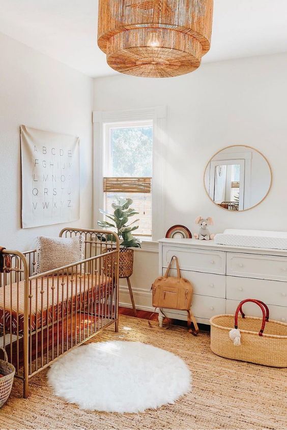 changing table ideas  for baby room
