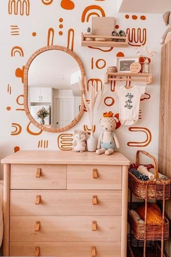changinf table ideas for the nursery