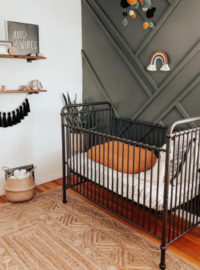 simple nursery ideas