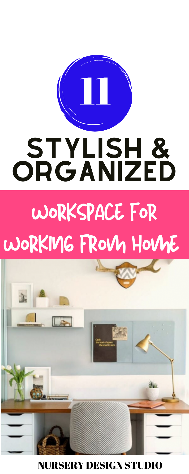 workspace for working from home